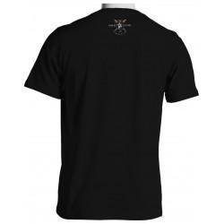 """Tshirt """"Armia Krajowa"""" Black damska"""
