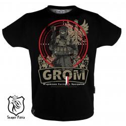 """Koszulka """"GROM"""""""