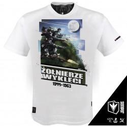 """Koszulka """"Żołnierze Wyklęci"""""""