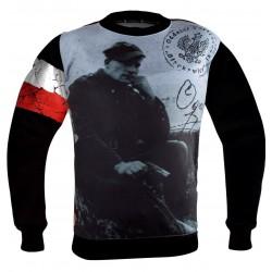 Bluza patriotyczna OGIEŃ marki Semper Patria. Odzież patriotyczna najwyższej jakości