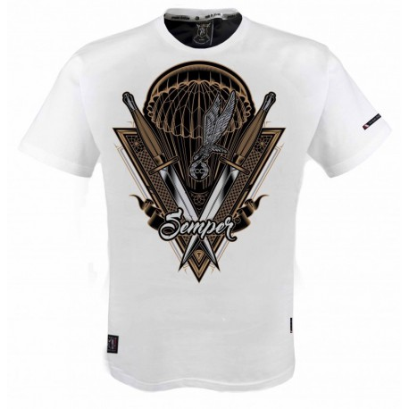 Cichociemni koszulka patriotyczna marki Semper Patria
