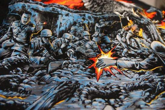Wizna- Żołnierze Wyklęci - Koszulka Patriotyczna